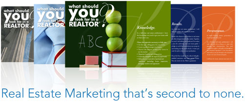 Real Estate Marketing that's second to none.